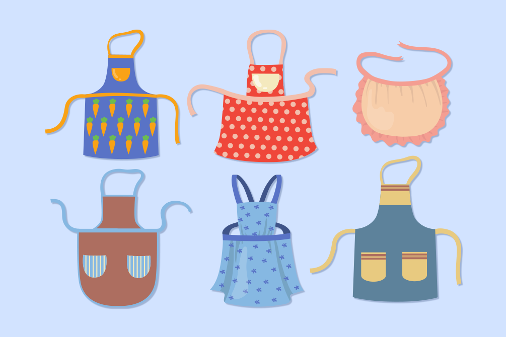 Selling Custom Aprons Online: 5 Things to Do Before You Kick Start