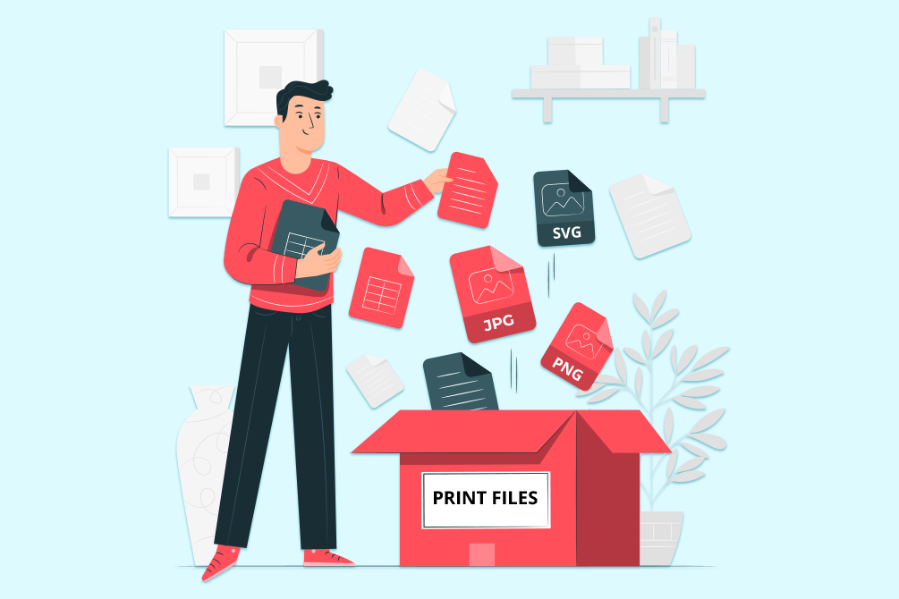 9 Common Mistakes of Print Files and Ways to Avoid Them