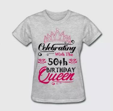 Birthday celebrations-t-shirt