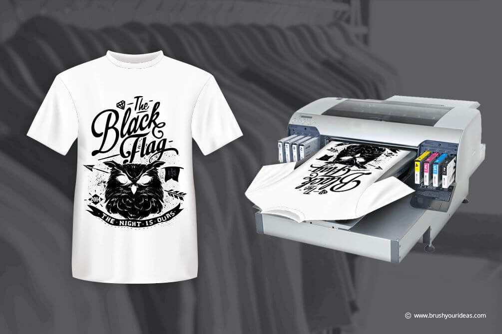 How to Set Up Your T-shirt Printing Business?