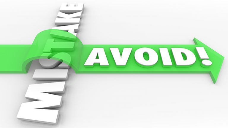Top 5 Web-to-print Mistakes To Avoid