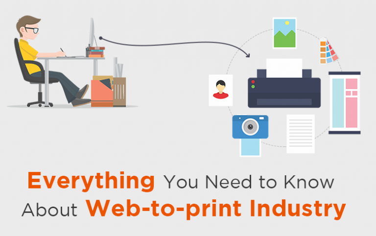 Everything You Need to Know About Web-to-print Industry