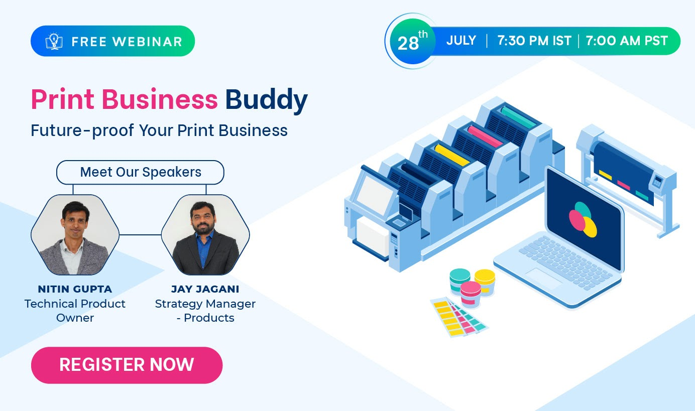 Print Business Buddy (Future-proof Your Print Business)