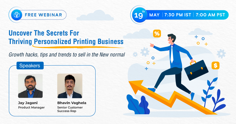 Uncover The Secrets For Thriving Personalized Printing Business