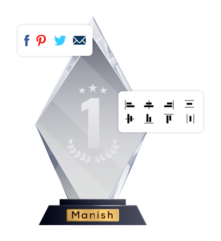 Trophy Designer Tool - Other Feature