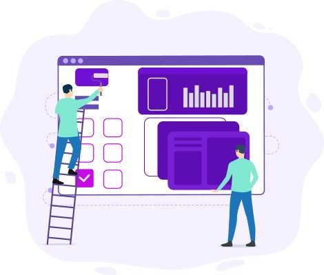javascript product designer