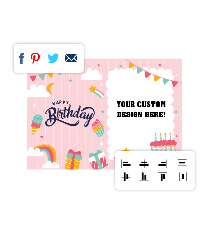Card Designer Software - Other Feature