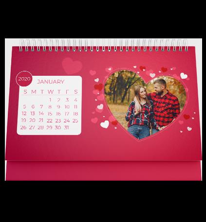 Photo Calendar Design Software - Visual Features