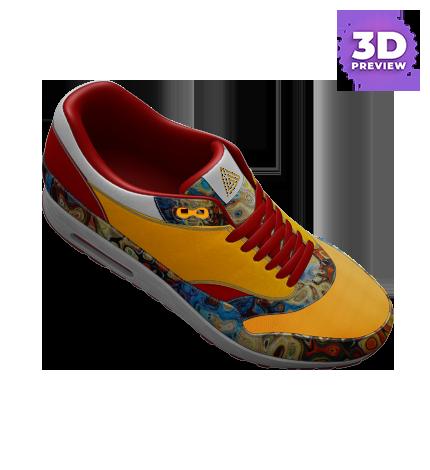 Shoe Design Software - Visual Features