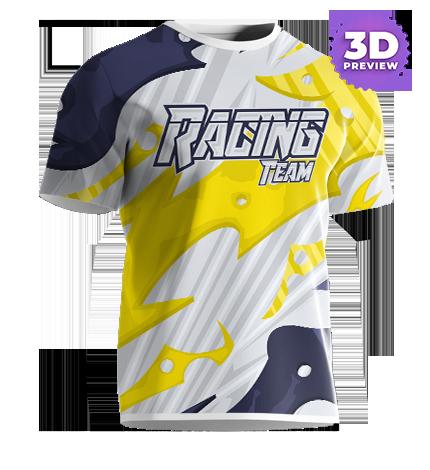 T-shirt Design Tool - Visual Feature