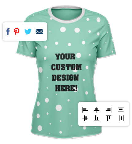 T-shirt Designer Tool - Other Feature