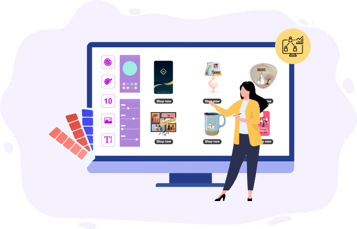 Web to Print Storefront